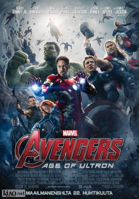 Poster_fi Avengers: Age of Ultron
