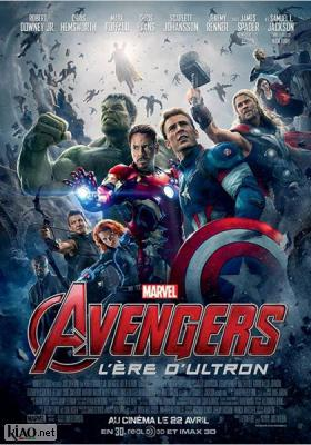 Poster_fr Avengers: Age of Ultron
