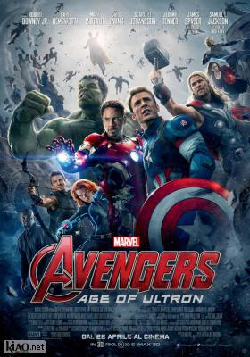 Poster_it Avengers: Age of Ultron