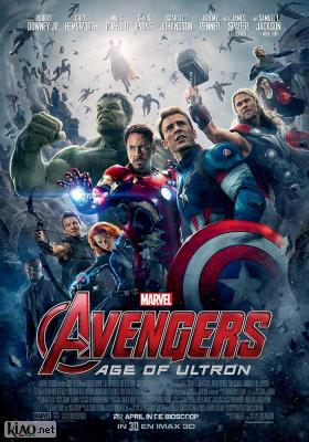 Poster_nl Avengers: Age of Ultron