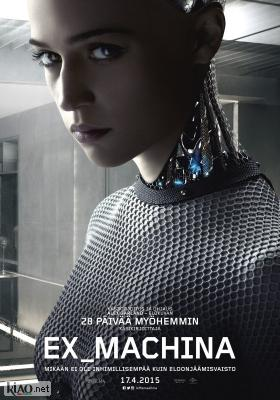 Poster_fi Ex Machina