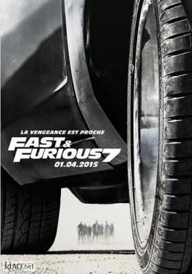 Poster_fr Furious 7