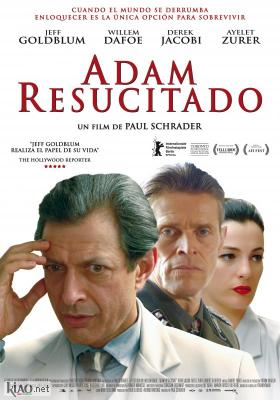Poster_es Adam Resurrected