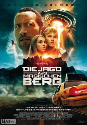 Poster_de Race to Witch Mountain