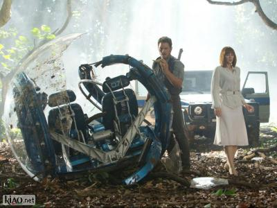 Extracto Jurassic World