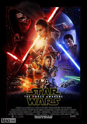 Poster_se Star Wars: Episode VII - The Force Awakens