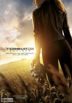 Poster_de Terminator Genisys