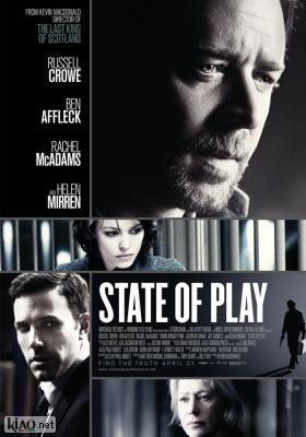 Poster UK State of Play