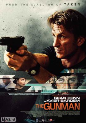 Poster_dk The Gunman