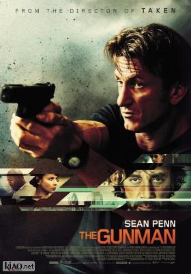 Poster_nl The Gunman