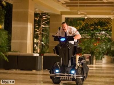 Extrait Paul Blart: Mall Cop 2