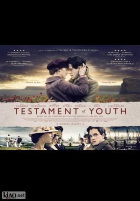 Poster UK Testament of Youth