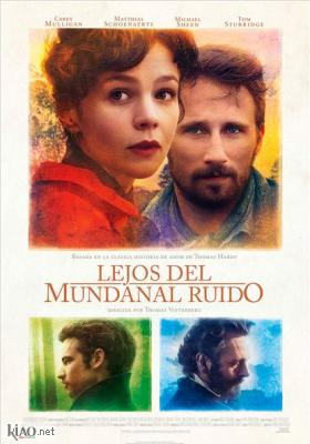 Poster_es Far from the Madding Crowd
