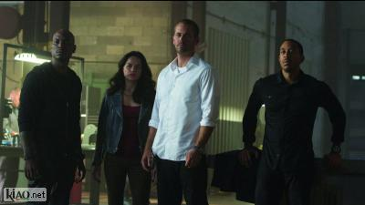 Video Fast & Furious 7