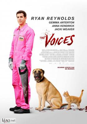 Poster_dk The Voices