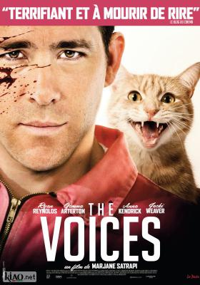Poster_fr The Voices