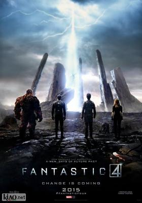 Poster_uk Fantastic Four