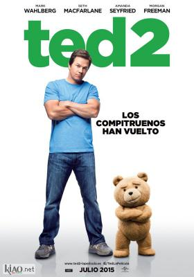 Poster_es Ted 2