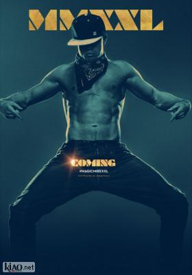 Poster_nl Magic Mike XXL