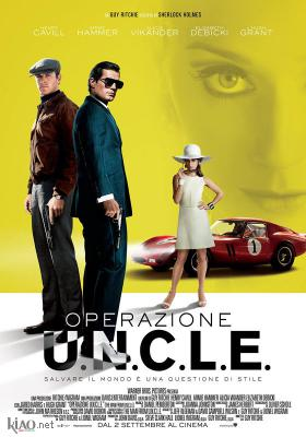 Poster_it The Man from U.N.C.L.E.