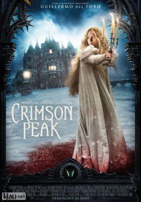 Poster_de Crimson Peak