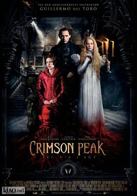 Poster_dk Crimson Peak