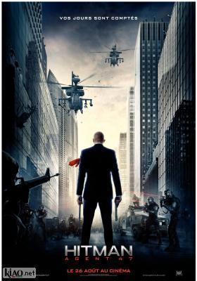 Poster_fr Hitman: Agent 47