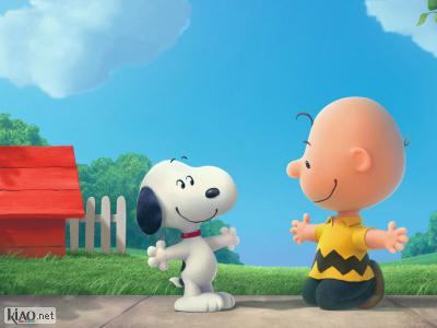Preview The Peanuts Movie