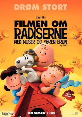 Poster_dk The Peanuts Movie