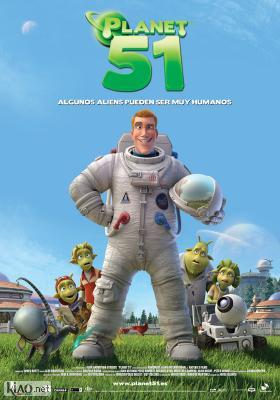Poster_es Planet 51