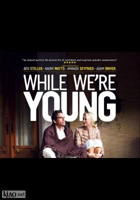 Poster_uk While We're Young