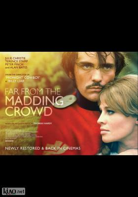 Poster_uk Far From The Madding Crowd
