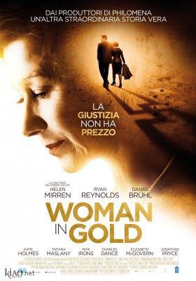 Poster_it Woman in Gold