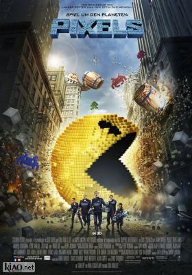 Poster_de Pixels