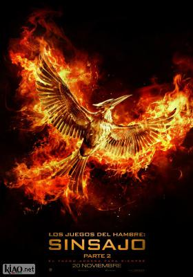 Poster_es The Hunger Games: Mockingjay - Part 2