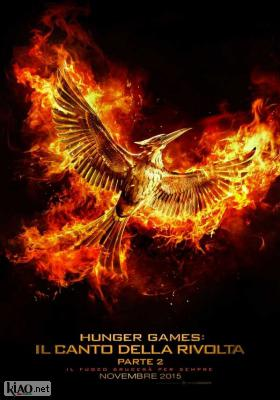 Poster_it The Hunger Games: Mockingjay - Part 2
