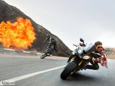 Extrait Mission Impossible - Rogue Nation