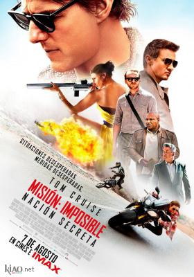 Poster_es Mission: Impossible - Rogue Nation