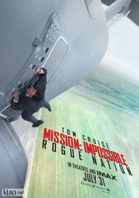 Poster_fi Mission Impossible - Rogue Nation