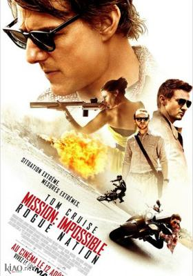 Poster_fr Mission Impossible - Rogue Nation