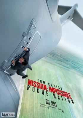 Poster_nl Mission: Impossible 5