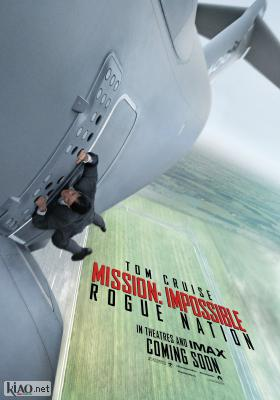Poster_se Mission Impossible - Rogue Nation
