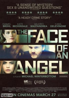 Poster_uk The Face of an Angel