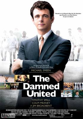 Poster_es The Damned United
