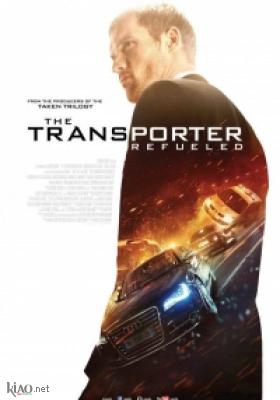 Poster_dk The Transporter Refueled