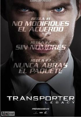 Poster_es The Transporter Refueled