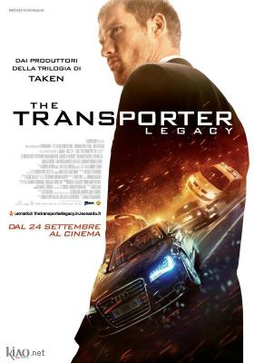Poster_it The Transporter Refueled