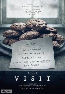 Poster_de The Visit