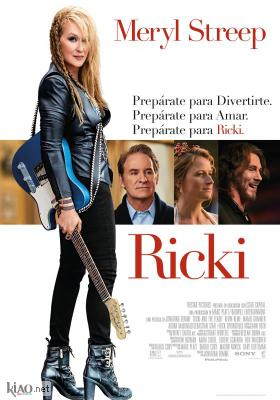 Poster_es Ricki and the Flash