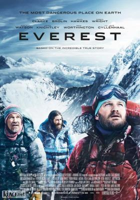 Poster UK Everest
